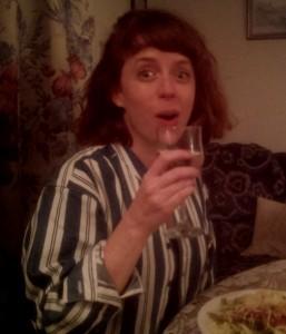 Lucy @ Residency Celebration